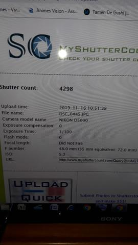 Camera nikon d5000 - Foto 4