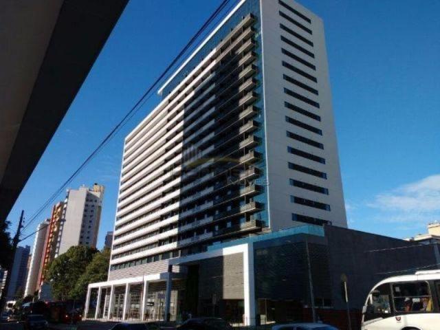 Escritório à venda em Cabral, Curitiba cod:N0180