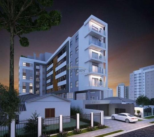 Apartamento à venda com 2 dormitórios em Portão, Curitiba cod:N0521