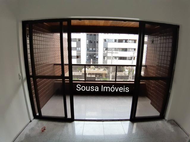 Ótimo apartamento! 3/4 duas suítes! 119 m ponta verde! - Foto 5