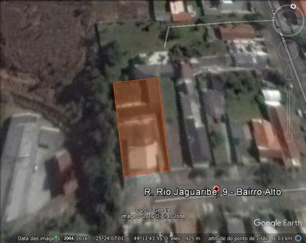 Terreno Polo Linha Verde - Prox. Carrefour Bairro Alto