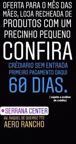 769cd710f9 Mês das mães na Serrana Center - Móveis - Jardim Aero Rancho