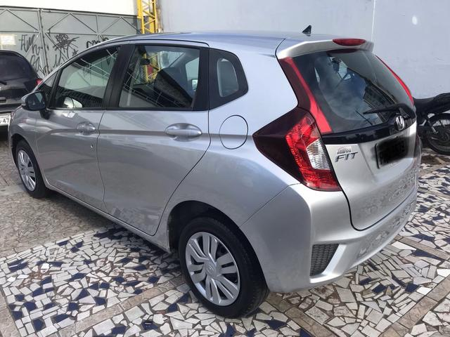 Honda Fit DX 1.5 Flex Manual 2015- Carro em estado de zero!! - Foto 6