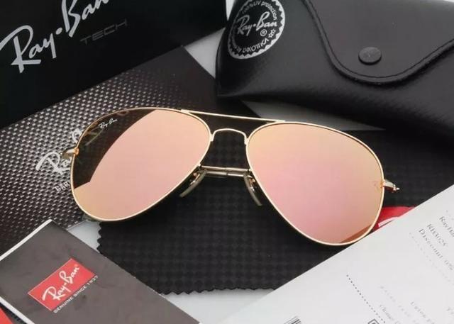 d4edcc6be Oculos Ray Ban - 100% Original - Linha Completa - Mais de 5 mil clientes  satisfeitos