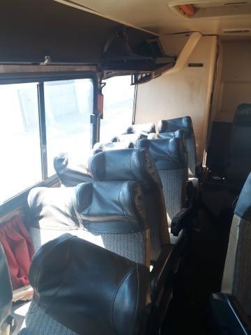 Banco ônibus O400