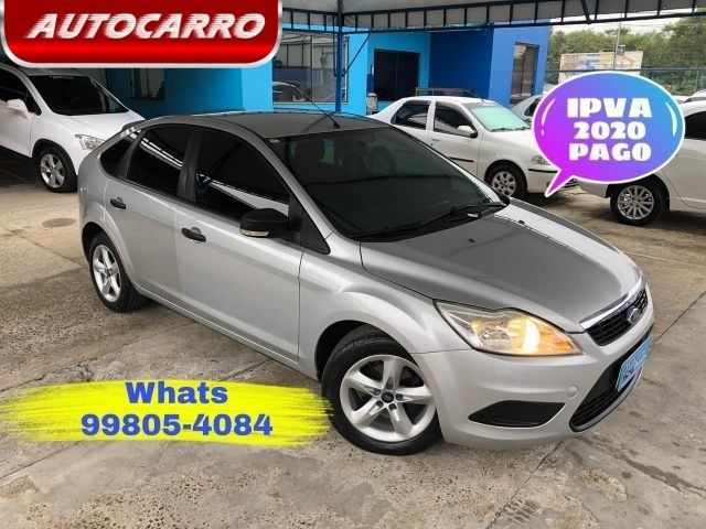 Focus 2.0 completo + gnv
