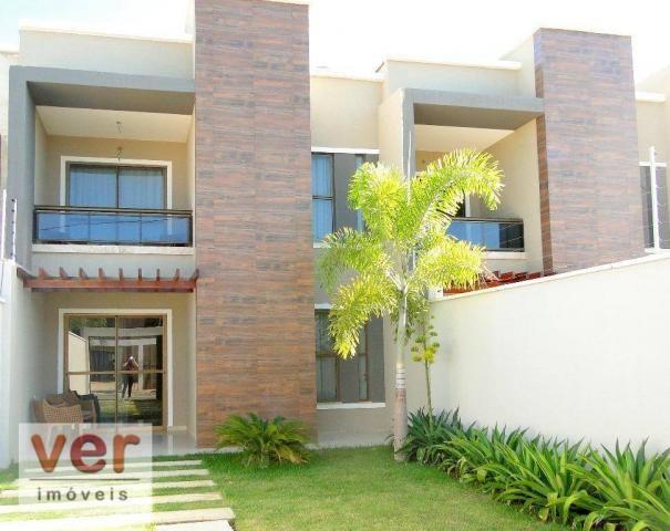 Casa à venda, 146 m² por R$ 404.000,00 - Centro - Eusébio/CE - Foto 2