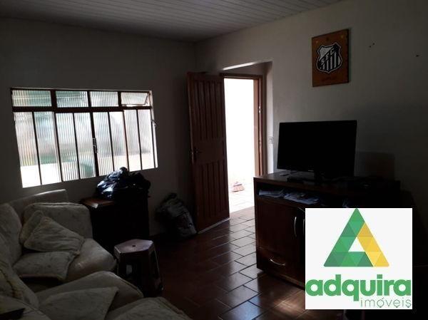 Casa com 2 quartos - Bairro Oficinas em Ponta Grossa - Foto 7