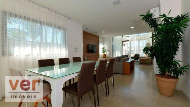 Casa à venda, 236 m² por R$ 985.000,00 - Eusébio - Fortaleza/CE - Foto 14