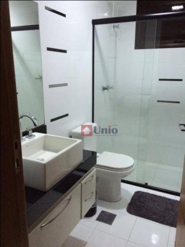 Apartamento com 3 dormitórios à venda, 138 m² por R$ 620.000,00 - Castelinho - Piracicaba/ - Foto 8