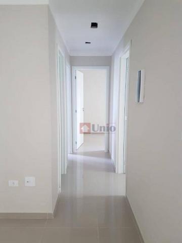 Apartamento com 3 dormitórios à venda por R$ 180.000 - Morumbi - Piracicaba/SP - Foto 3