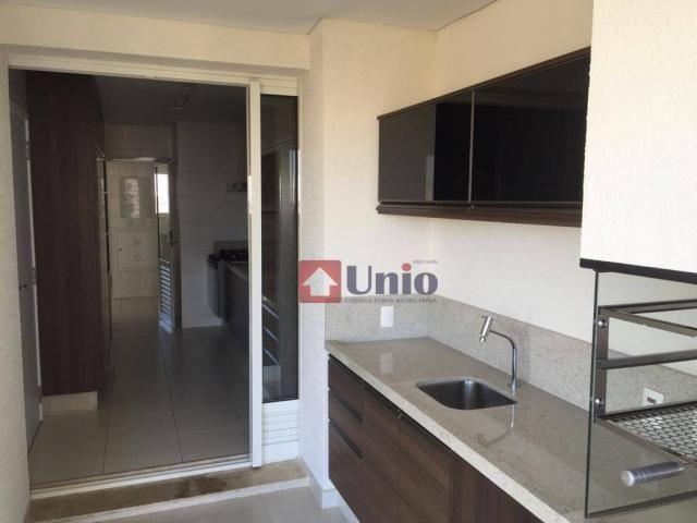 Apartamento com 3 dormitórios à venda, 213 m² por R$ 2.000.000,00 - Terras do Engenho - Pi - Foto 9