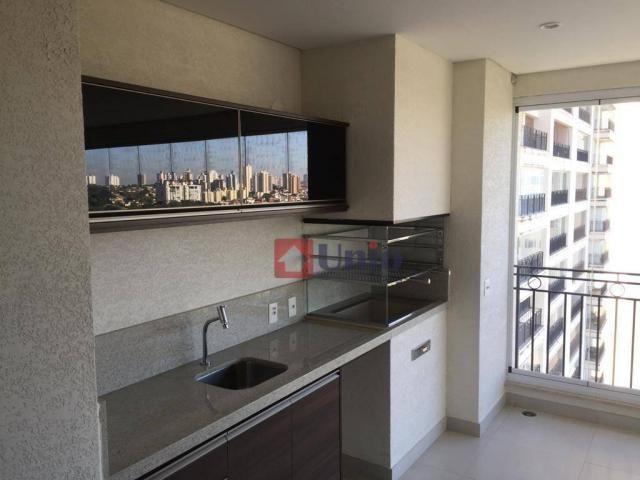 Apartamento com 3 dormitórios à venda, 213 m² por R$ 2.000.000,00 - Terras do Engenho - Pi - Foto 4