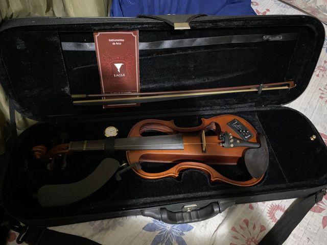 Violino elétrico - Foto 3