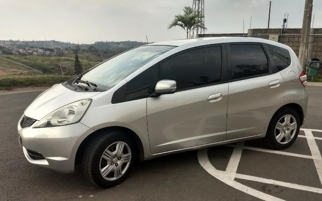 Honda New FIT Prata 2011/11 Completo - Foto 4