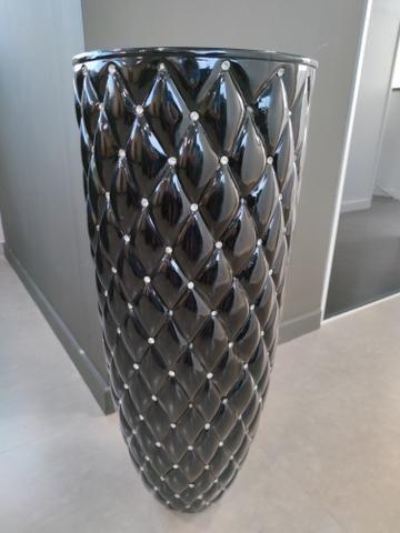Vaso cachepôs 92cm altura por 36cm diametro