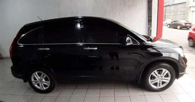 CR-V EXL - 4x4 - Automático + Couro + Teto - 2011 - Parcelas de R$1.118,00 - Foto 4