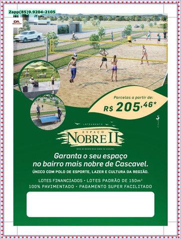 Loteamento Espaço Nobre II .!@!@ - Foto 6