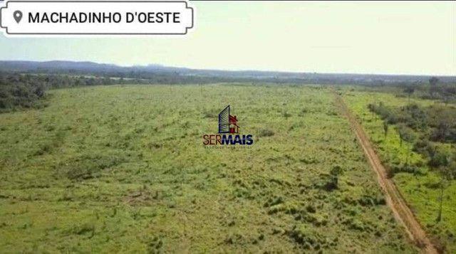 Fazenda à venda, por R$ 2.640.000 - Zona Rural - Machadinho D'Oeste/RO - Foto 7