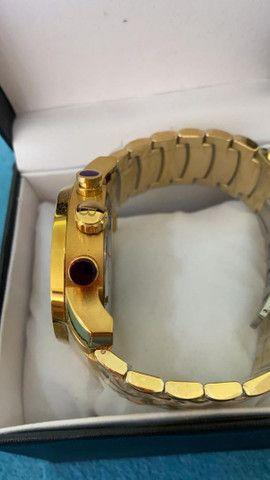 Relógio BVLGARI Serpente a prova d'água - Foto 5