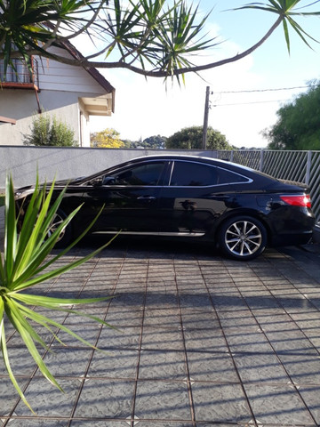 Venda de um automóvel Hyundai azera preto. - Foto 9