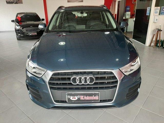 Audi Q3 atraction 1.4 automático, financio em até 48x