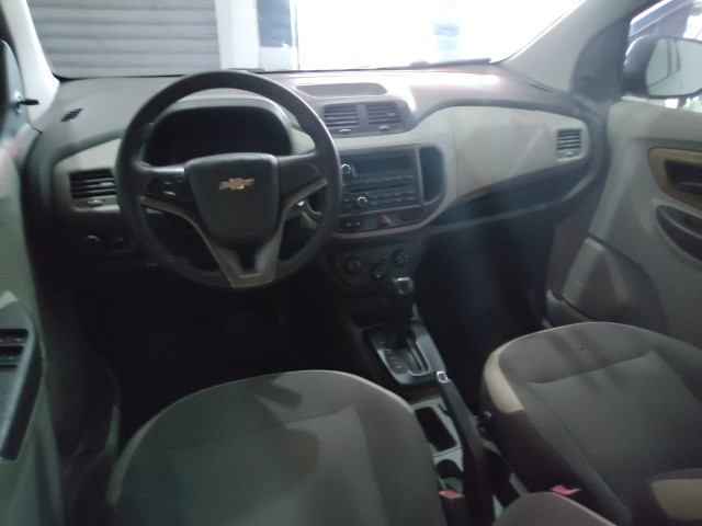 Chevrolet Spin LT 1.8 Automática + GNV 5G Novíssima - Foto 7