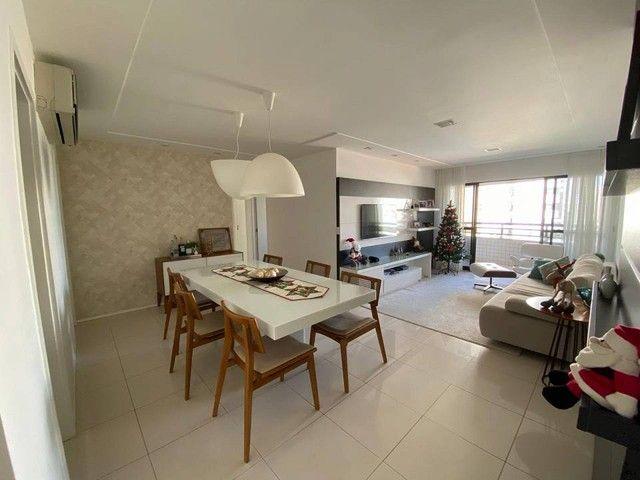 Apartamento para venda tem 116 metros quadrados com 3 quartos em Ponta D'Areia - São Luís  - Foto 4