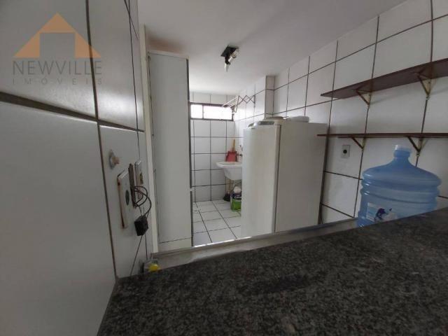 Apartamento com 1 quarto para alugar, 43 m² por R$ 1.599/mês - Boa Viagem - Recife/PE - Foto 8