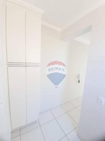 Apartamento com 2 dormitórios para alugar, 65 m² por R$ 1.296,00/mês - Jardim Bertioga - V - Foto 10