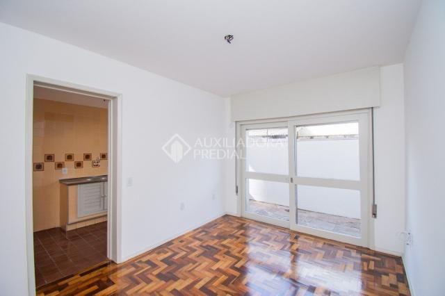 Apartamento para alugar com 1 dormitórios em Rio branco, Porto alegre cod:254542