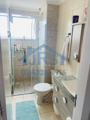 Apartamento com 2 dormitórios à venda, 50 m² por R$ 280.000 - Vila Mercês - Carapicuíba/SP - Foto 9