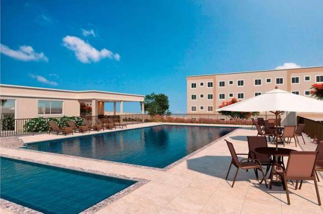 Parque Rio das Vertentes - Apartamentos de 2 dorms. 39 ou 45m² - São José do Rio Preto - S - Foto 3