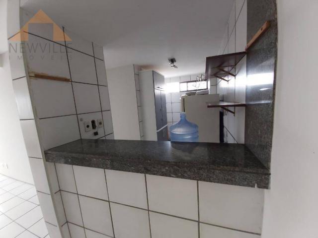 Apartamento com 1 quarto para alugar, 43 m² por R$ 1.599/mês - Boa Viagem - Recife/PE - Foto 7