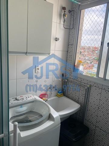 Apartamento com 2 dormitórios à venda, 50 m² por R$ 280.000 - Vila Mercês - Carapicuíba/SP - Foto 5