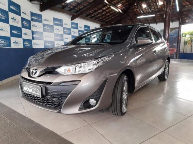 Toyota yaris 2020 1.3 16v flex xl plus tech multidrive