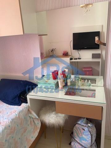 Apartamento com 2 dormitórios à venda, 50 m² por R$ 280.000 - Vila Mercês - Carapicuíba/SP - Foto 11