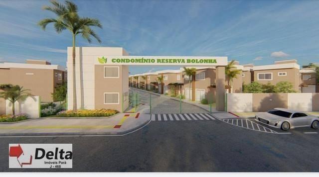 Casa com 2 dormitórios à venda, 80 m² por R$ 225.000,00 - Águas Lindas - Ananindeua/PA - Foto 7