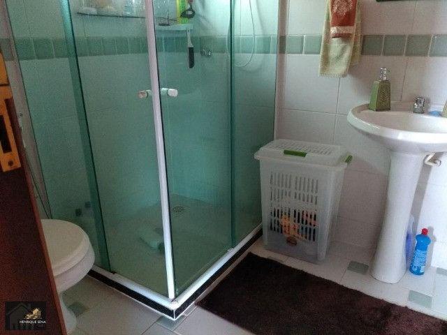 Vendo duplex com vista privilegiada para lagoa em condomínio, piscina, churrasqueira - Foto 14