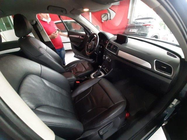 Audi Q3 atraction 1.4 automático, financio em até 48x  - Foto 6