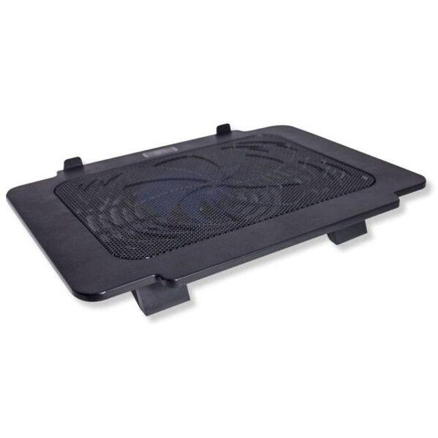 Base Com Cooler Para Notebook Coolcold Compacta - Foto 4