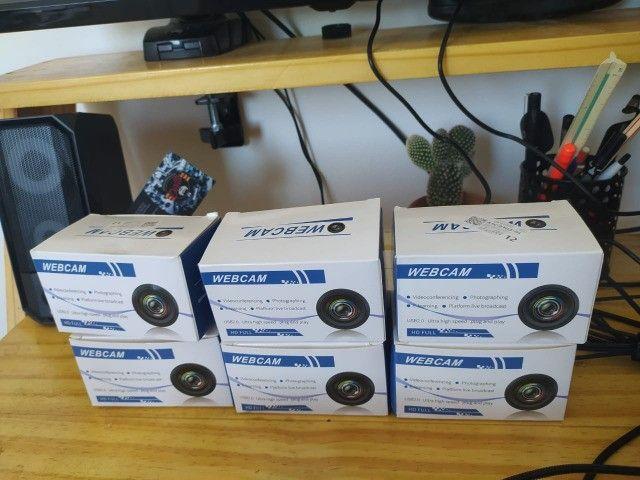 Webcam Full HD 1080p e 2k
