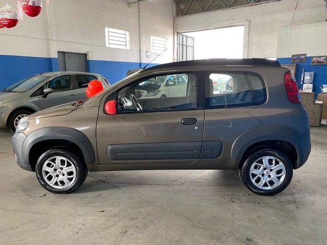 Fiat uno 1.0 way completo placa i  * 70.000 km impecável  - Foto 4