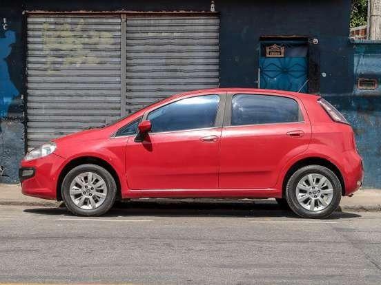 Fiat Punto 1.4 Attactive 8V Flex 4P Manual FEIRÃO - Foto 2