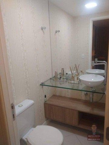 Apartamento no Mareés Residence Meireles com 2 dormitórios à venda, 73 m² por R$ 650.000 - - Foto 8