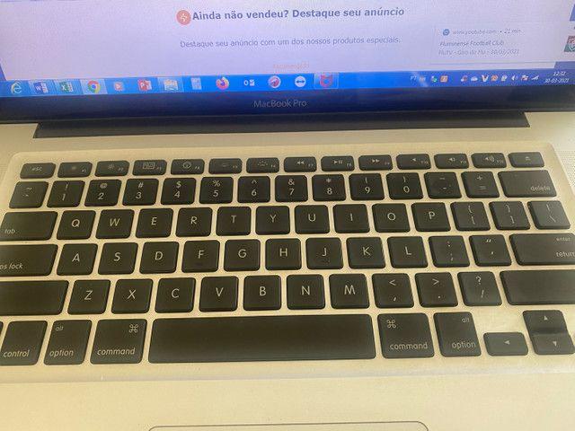 "MacBookPro 15"" Usado - Foto 2"