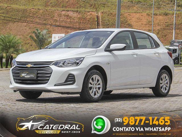 Chevrolet Onix Hatch LT 1.0 12V Flex 5p Mec. 2020 *Novo D+* Baixa Km* Aceito Troca - Foto 3