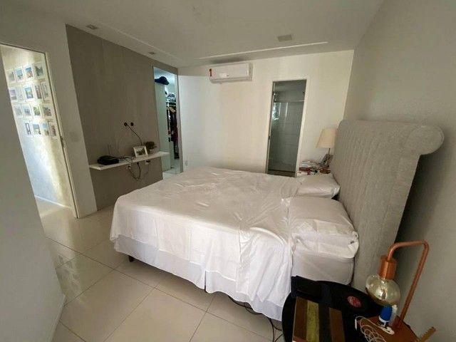 Apartamento para venda tem 116 metros quadrados com 3 quartos em Ponta D'Areia - São Luís  - Foto 15