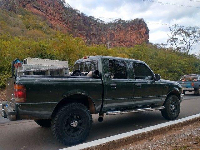 Ranger 2001 XLT 2.5 turbo diesel completa dok 2021 - Foto 9