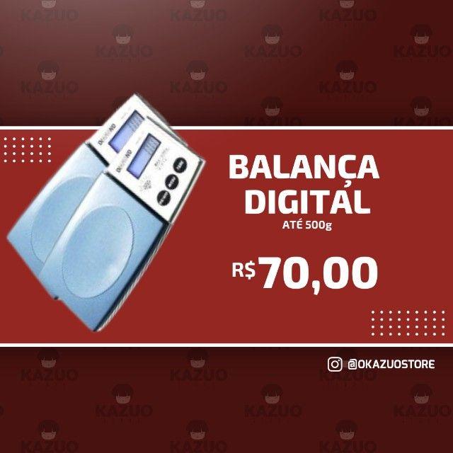 Balança digital (precisão)
